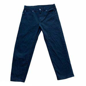Dr. Denim Nora Retro Black High Waisted Mom Jeans